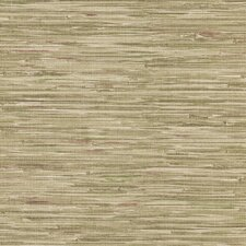 Destinations by the Shore Faux Grasscloth Wallpaper