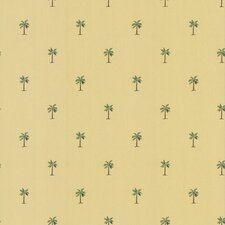 Destinations by the Shore Palm Tree Print Wallpaper
