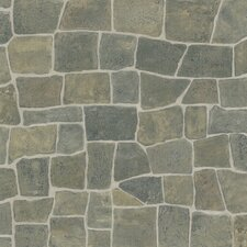 <strong>Brewster Home Fashions</strong> Northwoods Fabulous Stone Wallpaper