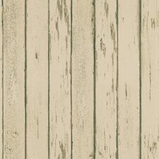 <strong>Brewster Home Fashions</strong> Northwoods Distressed Plank Wallpaper