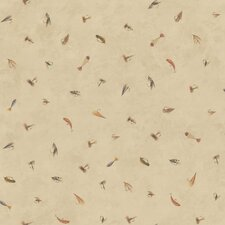 <strong>Brewster Home Fashions</strong> Northwoods Faux Grasscloth Wallpaper