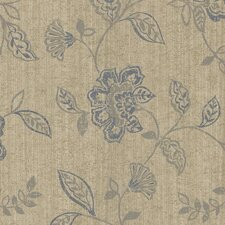 <strong>Brewster Home Fashions</strong> Salon Jacobean Trail Wallpaper