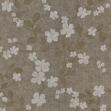 <strong>Brewster Home Fashions</strong> Salon Floral Trail Wallpaper