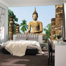 Ideal Decor Sukhothai Large Wall Mural