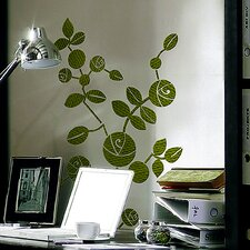 <strong>Brewster Home Fashions</strong> Komar Freestyle Score Wall Decal