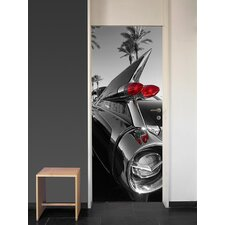 Ideal Décor Classic Car Wall Mural