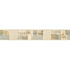 Sand Dollar Sagamore Be Cape Cod Wallpaper Border