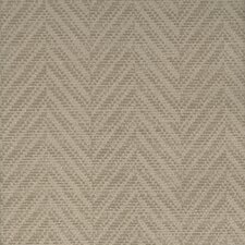 Joseph Abboud Designed Herringbone Grasscloth Wallpaper in Light Color