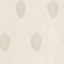 Joseph Abboud Designed Leaf Wallpaper