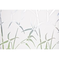 Window Decor Bamboo Cling Privacy Window Film