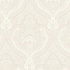 <strong>Brewster Home Fashions</strong> Springtime Cottage Damask Wallpaper