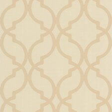 <strong>Brewster Home Fashions</strong> Decadence Harira Moroccan Trellis Wallpaper