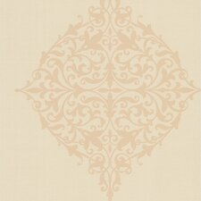 Decadence Pastiche Classical Motif Wallpaper