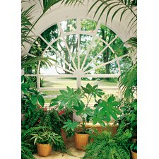Ideal Decor Wintergarden Wall Mural