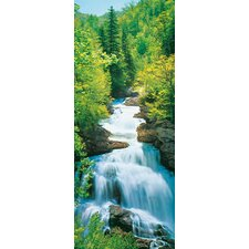 Ideal Decor Waterfall Wall Mural
