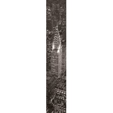 Euro New York Wall Stripe Decals
