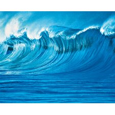 Ideal Decor The Wave Wall Mural