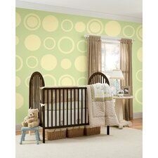 WallPops for Baby Dots and Concentric Dots Wall Decal Set