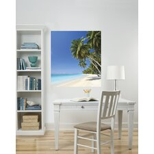 WallPops Wall Art Kits Beach Photographic Panels Wall Decal