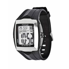 Performance Shark Buzz 2.0 Watch in Silver