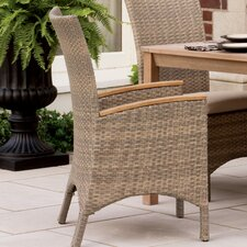 <strong>Oxford Garden</strong> Torbay Dining Arm Chairs (Set of 2)