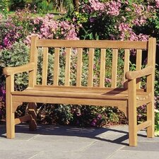 Essex Wood Garden Bench