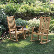 <strong>Oxford Garden</strong> Franklin Rocker Seating Group