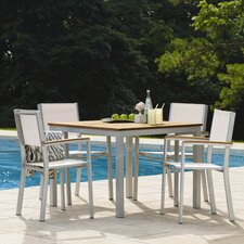 <strong>Oxford Garden</strong> Travira 5 Piece Dining Set
