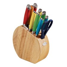 11-Piece Cutlery Set with Block RM