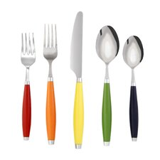Brights 20-Piece Flatware Set
