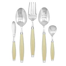 5 Piece Hostess Flatware Set