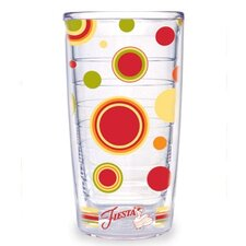 Wrap Dots 16 oz. Insulated Tumbler