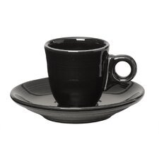 3 oz. Ad Demi Cup and Saucer