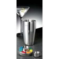 Cocktail Shaker Set (Set of 3)