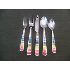 Masquerade 20-Piece Flatware Set