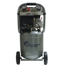 10 Gallon 2.0 HP Steel Tank Oil-Lubricated Air Compressor