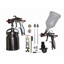 <strong>California Air Tools</strong> SPRAYIT LVLP Spray Gun Kit
