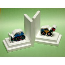 Loader / Cat Book Ends (Set of 2)
