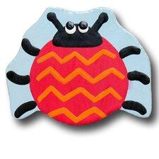 """2"""" Lady Bug Knob"""