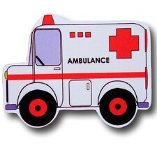 Ambulance Drawer Knob