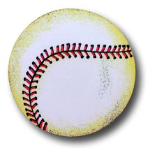 "3"" Baseball Knob"