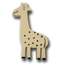 "4.5"" Giraffe Knob"