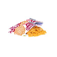 Snack Happened Mini Reusable Fresh Bloom Snack Bag (2 Pack)
