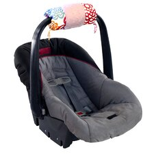 Ritzy Wrap Infant Fresh Bloom Car Seat Handle Cushion