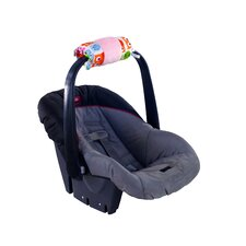 Ritzy Wrap Infant Hoot Car Seat Handle Cushion