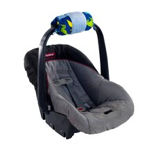 Ritzy Wrap Infant Dino-Mite Car Seat Handle Cushion