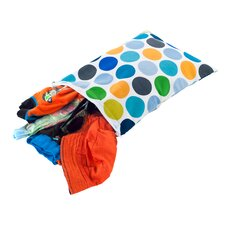 Wet Happened Zippered Big Top Dot Wet Bag