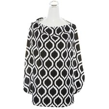 Ritzy Nurser Fully Lined and Reversible Moroccan Nights Nursing Cover