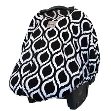 Peek-A-Boo Pod Infant Carrier Moroccan Nights Car Seat Handle