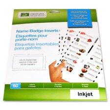 Inkjet Insert Sheet Refill